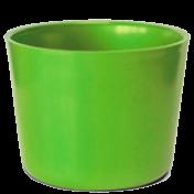 Cachepô Redondo n03 - Elegance - Cor Verde Limão