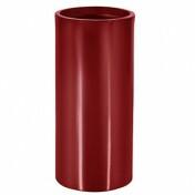 Vaso Cilindro - 80 alt x 34 diâm - PPA51 - Pintura em Alto Brilho - Diversas Cores