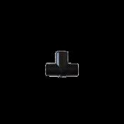 CONECTOR 3VIAS FÊMEA P/ PLUG 4/7MM (8MM) ) - 10 unidades