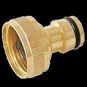 """Adaptador para Torneira  ¾""""  Em Bronze - DY-8017C - Trapp"""