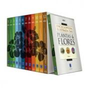 A Grande Enciclopédia Ilustrada das Plantas & Flores - 12 Volumes