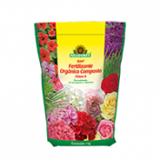 Fertilizante Azet Orgânico Composto Classe A - 1 kg