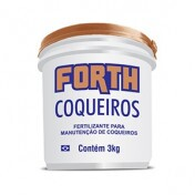 Forth Coqueiros - Fertilizante - 3kg
