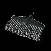Ancinho 22 dentes Plástico - FJ 1027 - Trapp