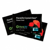 Floralife Crystal Clear - Flower Food - Conservante - Sache 0,5 g