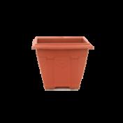 Floreira Romana Mini - Larg 12,8 - Alt 10,2 cm - Cor Cerâmica