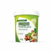 Forth Hortaliças Fertilizante - NPK 15-05-10 + 9 Nutrientes - 400 g