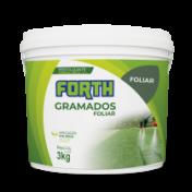 Forth Gramados Foliar - (Mg6,75%, Fe8%, S16%) - 3 kg