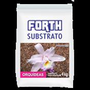 Forth Substrato para Orquídeas 4 kg