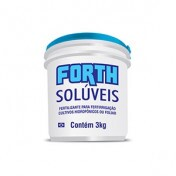Forth Solúvel - VEGETATIVO (NPK 19-19-19 + B0,02%+Mg0,6% ) - 3kg