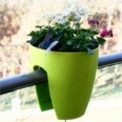 Greenbo Planter - Vaso para Sacadas - Verde