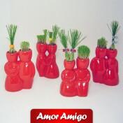 Boneco Ecológico - Coleção Amor Amigo