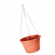 Kit Vaso Suspenso - Cuia Nobre - N02 - Cor Ceramica