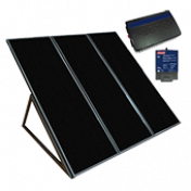 Kit Gerador Solar 60 Watts 12 V Ecoforce