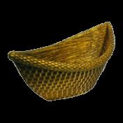 Cachepô Canoa - T2 - Natural - L1111