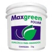 Maxgreen Fertilizante Foliar - (Mg6% Fe8% S6%) 3 kg