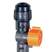 Micro Aspersor 360° em espeto - 2 unidades - 1402 - Elgo