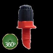 Micro Spray 360° - 15 furos - 10 unidades - MS1 N4 - Elgo