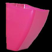 Cachepô de Parede PlastFit - Rosa