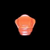 Cachepô Mini 06 - Vermelho - PlastPot