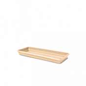 Prato para Jardineira 35 cm - Cor Bege