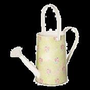 Regador Decorativo Provence - Aço - 27 cm