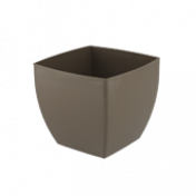 Vaso Siena 20 cm - Taupe - Vasart