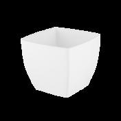 Vaso Siena 20 cm - Branco - Vasart