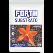 Forth Substrato para Orquídeas Madeiras Nobre - 1 kg