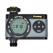 Temporizador Timer eletrônico SOLENÓIDE 4H/7D 1/240MIN - 53015 - Melnor