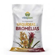 Terra Especial para Orquídeas e Bromélias - 2 kg