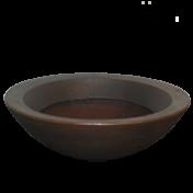 Vaso Malta Bowl - 56x17 cm - Cor Rusty - Vasart