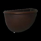 Vaso de Parede 34 cm - Rusty - Vasart