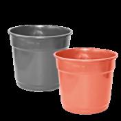 Vaso Plástico N03 - 12,5x17 cm - 2 Litros