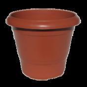 Vaso Terracota - Nº 2 - Alt 25 cm - Cor Cerâmica