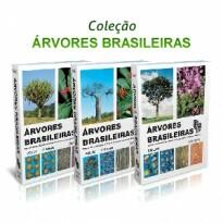 Coleção Árvores Brasileiras  -  Volumes I, II e III