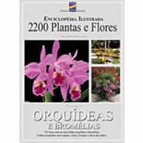 2200 Plantas & Flores - Orquídeas e Bromélias