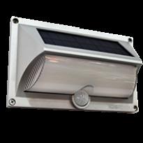 Arandela Solar ABS - com Sensor de Presença - 400 Lúmens - 17151 - Ecoforce
