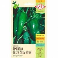 Pimentão Casca Dura Ikeda 1g (Ref 209)