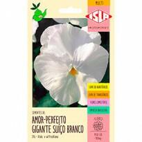 Amor-perfeito Gigante Suíço Branco (Ref 316)