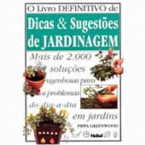 Livro Definitivo de Dicas & Sugestões de Jardinagem