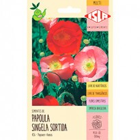Papoula Singela Sortida 0,3g (Ref 426)