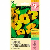 Amarelinha Trepadeira Thumbergia 0,3g (Ref 456)