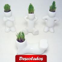 Boneco Ecológico - Coleção Descolados