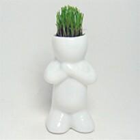 Boneco Ecológico - Me dá um abraço?