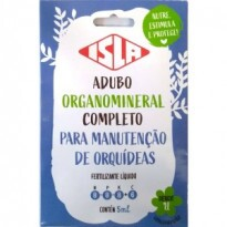Adubo Organomineral Orquídeas - 5 mls
