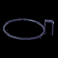Suporte Argola de Treliça para Vaso Autoirrigável Raíz Médio (T3) - Cor Preto