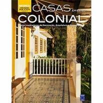 Coleção Bem-Viver Volume 9: Casas em Estilo Colonial