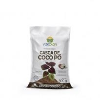 Pó de Casca de Coco - 300g