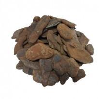Casca de Pinus Polida - Média - 1kg